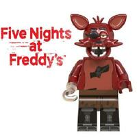 Foxy Five Nights at Freddy's Game Figure Custom For Lego Minifig 41