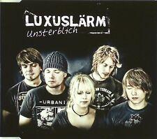 Maxi CD - Luxuslärm - Unsterblich - #A2740 - RAR