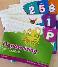 Oxford Handwriting For Victoria (Prep - Grade 6)