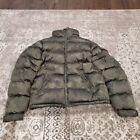 Moncler Maya Camo Boys Down Puffer Jacket Size 14