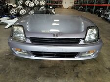 1997 98 99 00 2001 Honda Prelude JDM BB8 Front End Conversion Nose Cut Silver