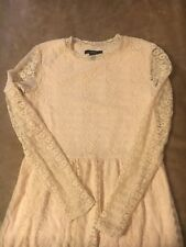 Forever 21 Dress Juniors Large Lace