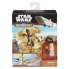 Star Wars VII Micro Machines Force Awakens First Order Stormtrooper Playset BNIB