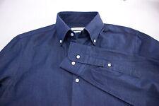 J.LINDEBERG Men Slim Fit Casual Formal Shirt Size 39 - 15 1/2 AMZ949