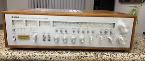 YAMAHA CR-2020 STEREO RECEIVER VINTAGE - EXCELLENT ORIGINAL CONDITION