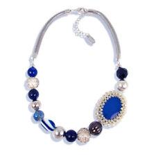 Modeschmuck-Halsketten & -Anhänger aus Edelstein Achat für Damen