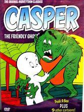 Casper the Friendly Ghost - Caspers Birthday DVD Childrens Cartoon 10 Episodes