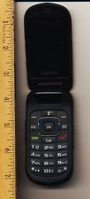 Samsung Gusto 2 SCH-U365 - Charcoal Gray (Verizon) Cellular Phone - Used - Works