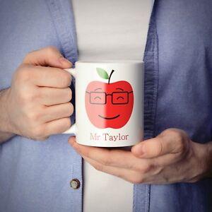 Teacher Gift Personalised Mug, Male Teacher Gift, Best Teacher