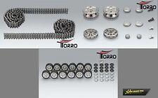 Torro 1:16 Metallketten, Treibräder und Laufrollen für Stug.3 / Panzer 3