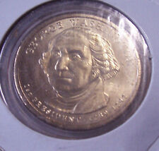 GEORGE WASHINGTON ONE US DOLLAR COIN