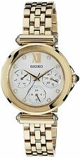 Seiko 50 m (5 ATM) Wristwatches with 12-Hour Dial