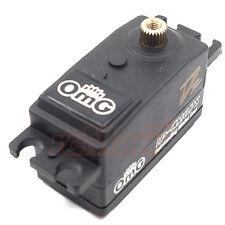 OMG Low Profile Digital High Speed Servo Black RC Cars Drift #D2-LP-CM07S/BK