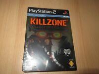 Killzone Édition Collector ps2 Version Pal Steelbook