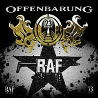 OFFENBARUNG 23-FOLGE 73 - RAF   CD NEW