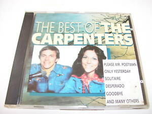 The Carpenters - the best of Radio years ( dutch 1991 )