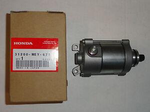 Start Starter Motor Assembly OEM Honda CRF450X CRF450 CRF 450X 450 X 05-17