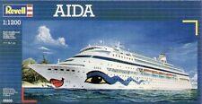 KIT REVELL 1:1200 NAVE DA CROCIERA AIDA CRUISER SHIP AIDA DA MONTARE  05805
