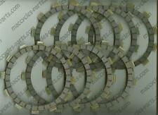 Yamaha Clutch Plates YZ125 Competition 1993-2014 8 pcs New
