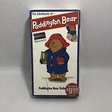 Blockbuster Exclusive VHS Paddington Bear Collection 2002