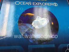 Megatech Ocean Explorer1 Mini R/C Submarine for Aquariums japan ver. new in box