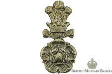 Original: The Yorkshire Hussars Yeomanry Regiment Collar Badge