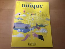 Revista UNIQUE Magazine - New Creations and Services 2015/16 - English - Watches