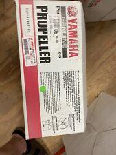 "Yamaha 14.5"" x 17"" Prop Propeller 6G5-45947-01-00"