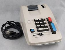 Vintage Kmart Electric Adding Machine Model 80