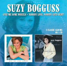 Suzy Bogguss : Give Me Some Wheels/Nobody Love, Nobody Gets Hurt CD (2013)