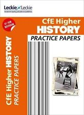 CfE Higher History Practice Papers for SQA Exams (Practice Papers for SQA Exams)
