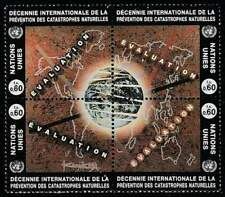 Nations Unies - Geneve postfris 1994 MNH 250-253 - Vermindering Natuurrampen