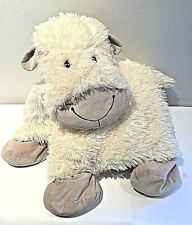 Jellycat Truffles The Sheep Large Soft Plush Toy Pillow 22'' x 14''