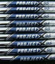 "2-PW NEW TTS TOUR ISSUE PROJECT X 95 FLIGHTED 6.0 FLEX .370"" TIP SHAFTS"