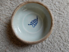 chinese poreclain ink dish