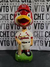 St Louis Cardinals Mascot Fredbird Bobble Head-1998-TEI-TWINS