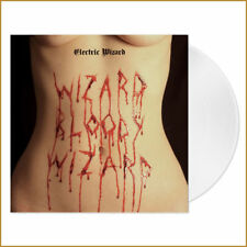 ELECTRIC WIZARD WIZARD BLOODY WIZARD (LIMITED EDT.) VINILE LP CLEAR + POSTER