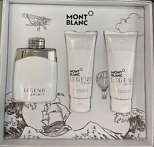 Mont Blanc Legend Spirit Coffret