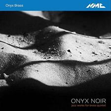 Onyx Brass - Onyx Noir - Jazz Works For Brass Quintet - Kenny Wheeler;  (NEW CD)