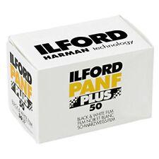 Films et pellicules ILFORD 50 ISO pour photographie argentique