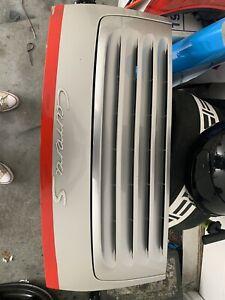 2005 2006 2007 2008 Porsche 911 997 Engine Lid Rear Trunk Decklid 99751201100 St