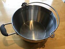 Lakeland Stainless Steel Large Maslin Jam Making Pan / Cooking Pot