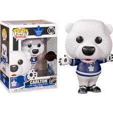 NHL: Maple Leafs - Carlton the Bear US Exclusive Pop! Vinyl #06