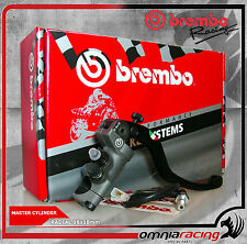 Pompa Freno Radiale 16x18 mm Brembo 10476080 Tricolore x Monodisco Brake Pump