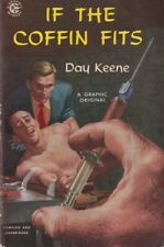 Day Keene: If the Coffin Fits. Graphic 43 1952, 1st edition. Private Eye 916178