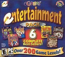 Entertainment Pack 2004 (PC, 2004), VG