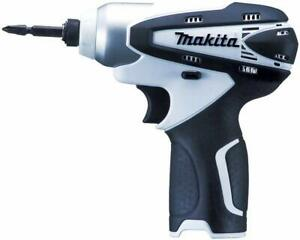 Makita TD090DZW Cordless Impact Driver 10.8V White Body Only Japan f/s