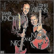 Atkins, Chet & Mark Knopfler - Neck And Neck NEW CD