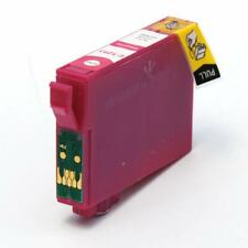 Magenta Compatible (non-OEM) Printer Ink Cartridges to replace T1293 Apple Ink