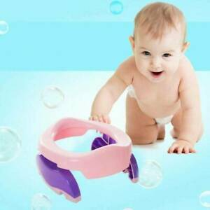 Toilet Travel Kid Urinal Pee Portable Car Toddler Boys Girl Baby Potty Trainin